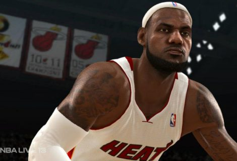 NBA Live Series To Comeback On PS4 and Xbox 720