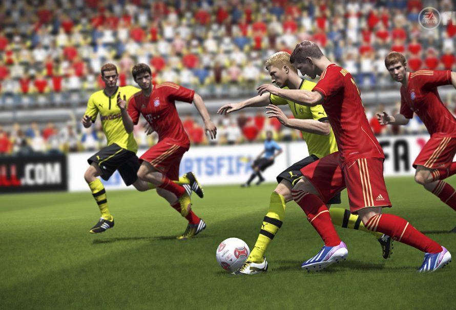 Poor FIFA 13 Wii U Sales Means No FIFA 14