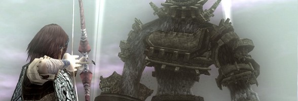 shadow of the colossus hd on playstation plus