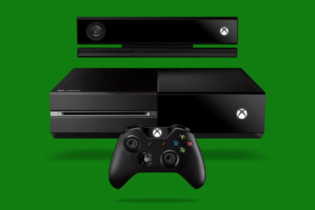 Xbox One Is A Console Meant To Be Played Horizontally