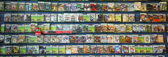 xbox one used games