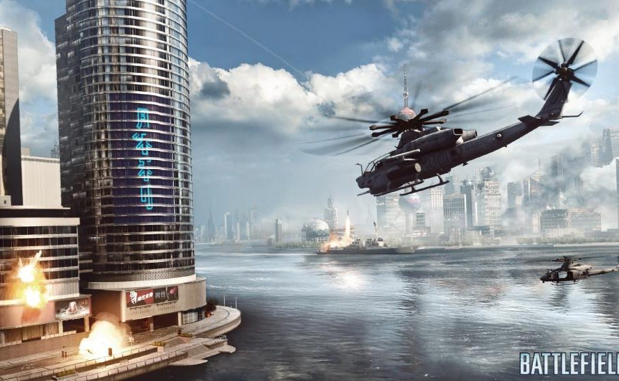 Only In Battlefield 4 Official TV Trailer Released