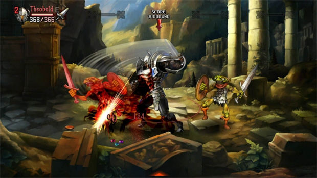 Dragon's Crown cross-play patch live in Europe