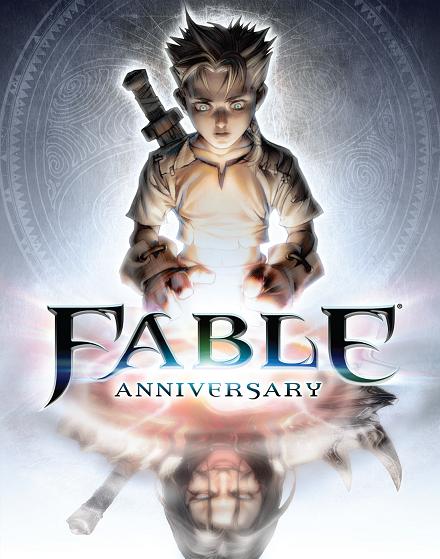 Fable Anniversary Shows Off Comparison Video