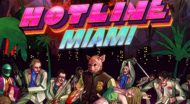 Hotline Miami Is Set For Arrival On PlayStation 4