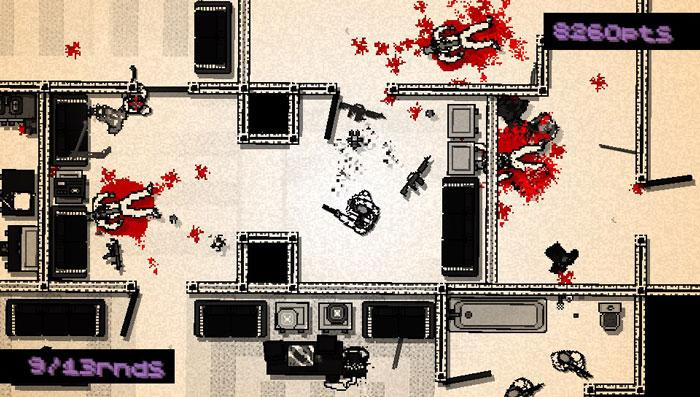 Hotline Miami coming to PS4 next week