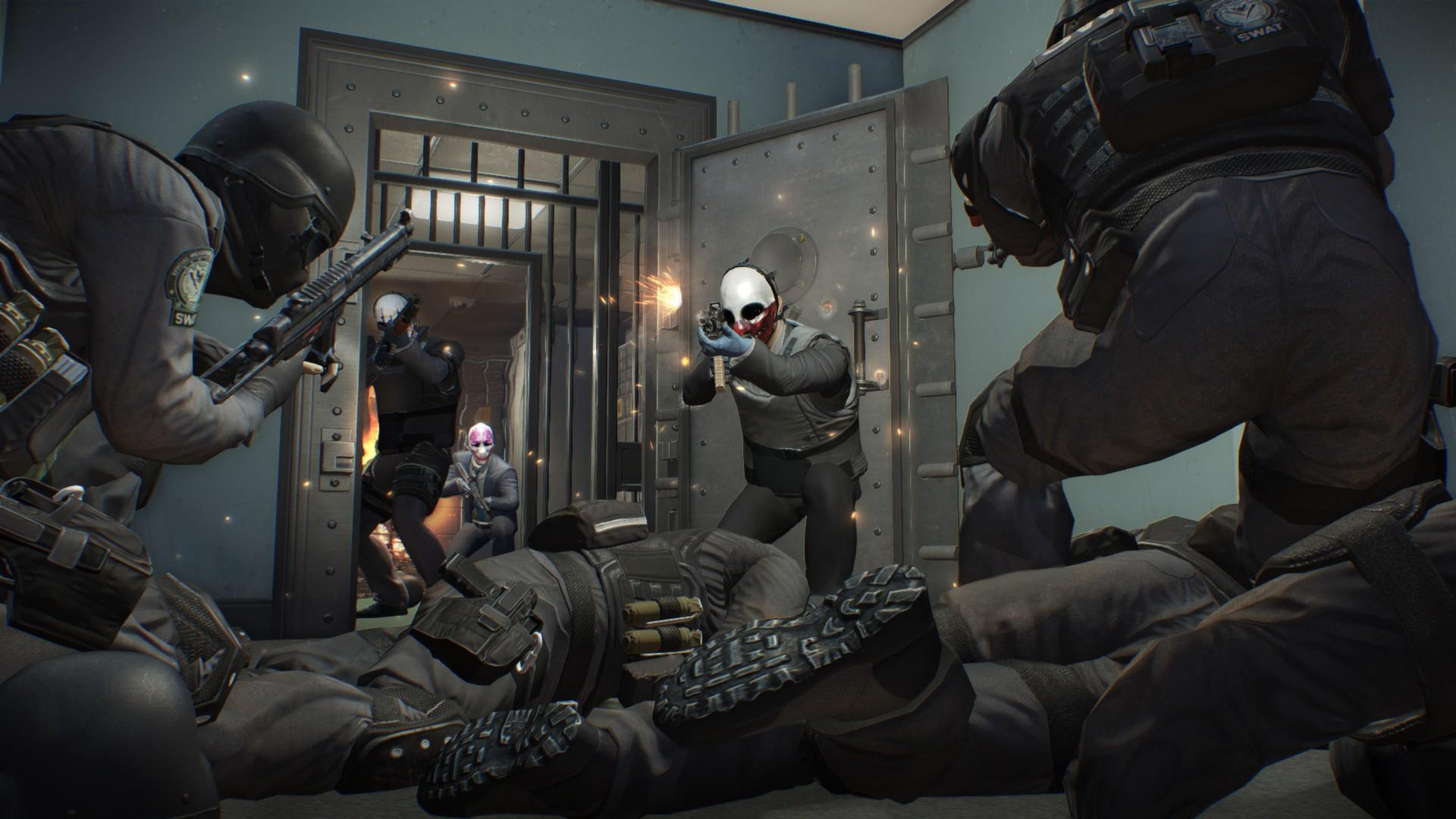 PayDay 2 Christmas Update Now Live