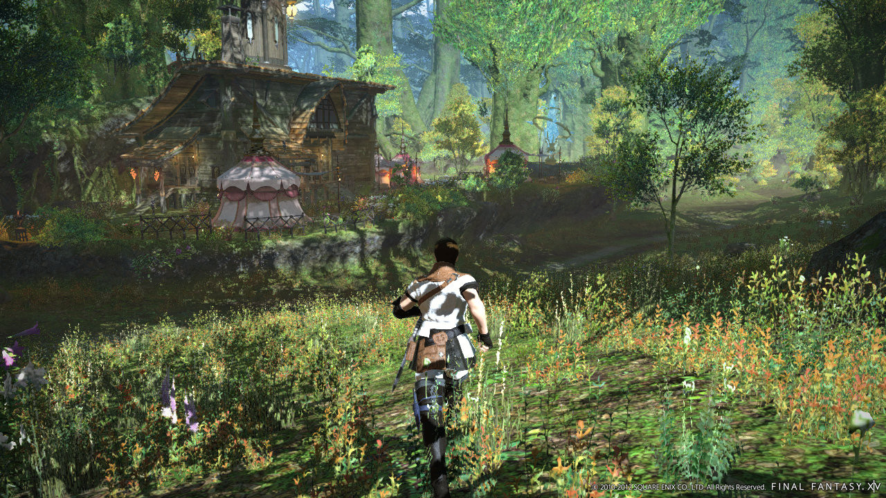 With the beta phase 3 of Final Fantasy XIV now live on both the PC and ...