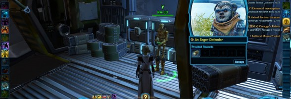 SWTOR players not pleased with Ewok being purchasable on Cartel Market