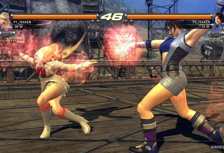 Tekken Revolution Could Be Ported To The PS Vita