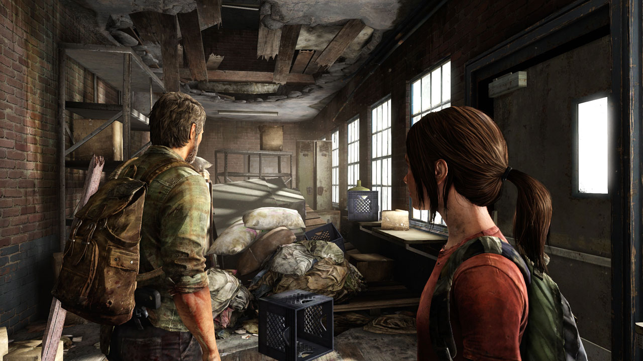 New TLoU MP Maps Free on PS3 and PS4