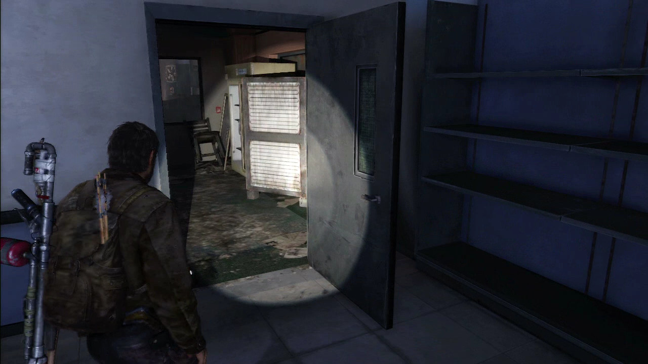 The Last of Us - Shiv 10 & The Last of Us - Master of Unlocking Trophy Guide (Get all Shiv Doors)
