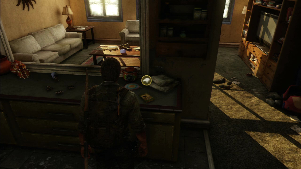 the last of us complete training manual locations guide. Black Bedroom Furniture Sets. Home Design Ideas