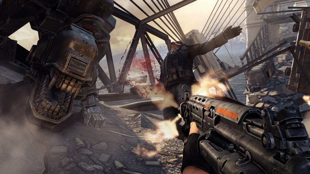 Wolfenstein: The New Order full game free pc, download, play