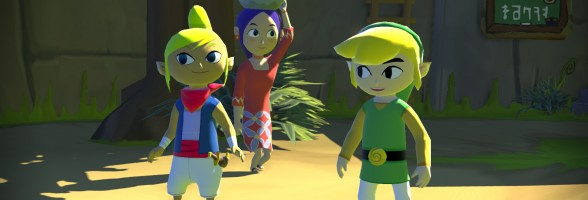 E3 2013 Preview: The Legend of Zelda: Wind Waker HD retains its charm
