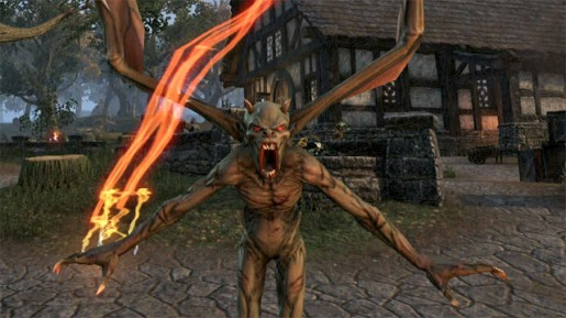 elder scrolls online demon