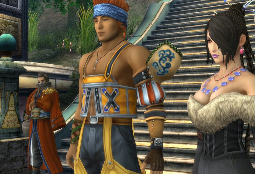 Final Fantasy X HD and Final Fantasy X-2 HD are almost complete