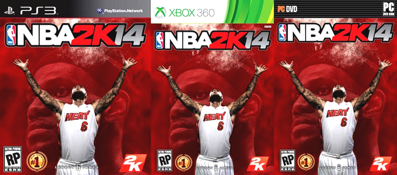 Pre-Order Bonuses For NBA 2K14 Is All About King Lebron James