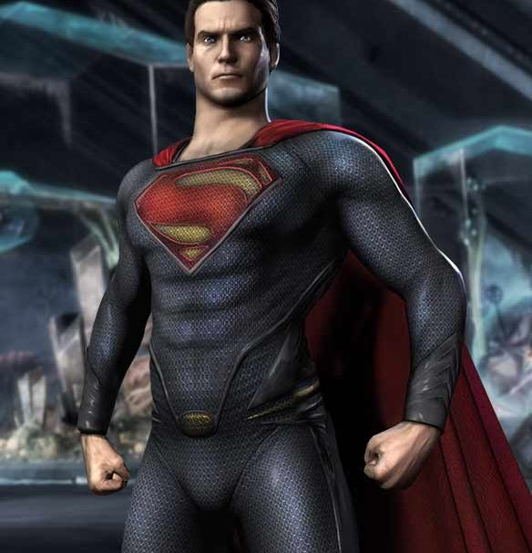 Man of Steel Comes To Injustice: Gods Among Us