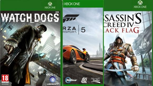 New Just Released Xbox 1 Game : List of confirmed xbox one games