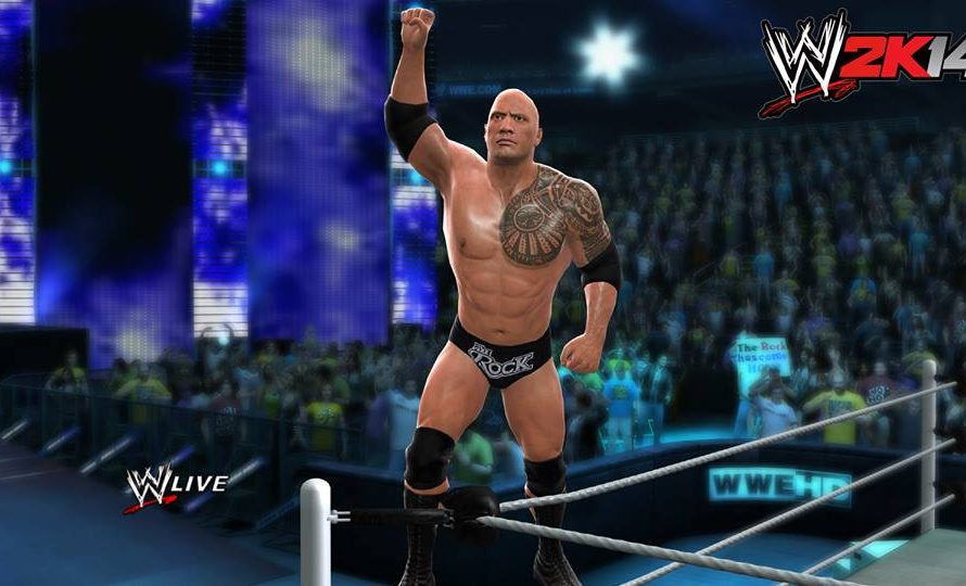 WWE 2K14 To Have A Huge Roster