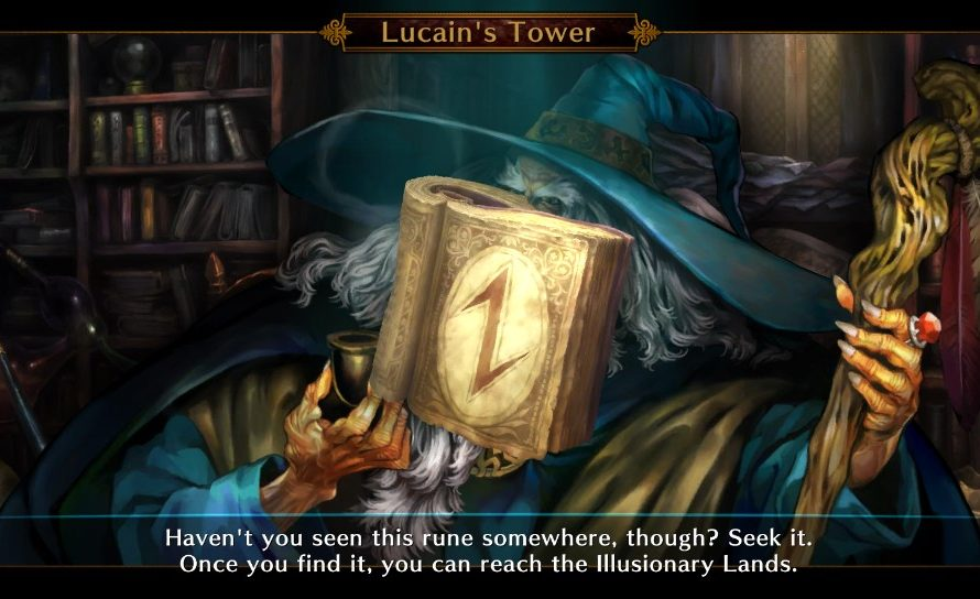 Dragon's Crown – Finding the Illusionary Lands