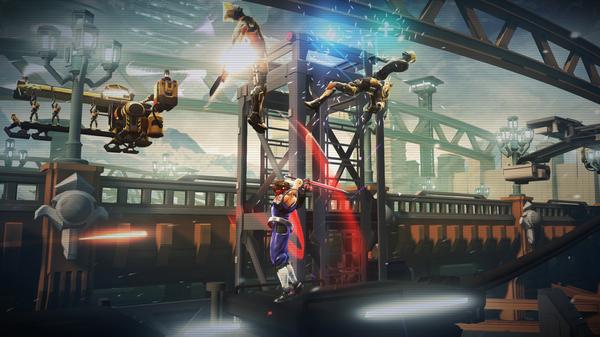 New 'Strider' Game Slicing In 2014