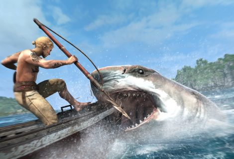 New shark infested Assassin's Creed 4: Black Flag screenshots released