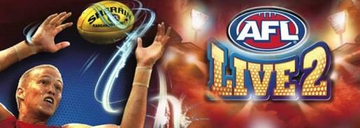 AFL Live 2 Logo