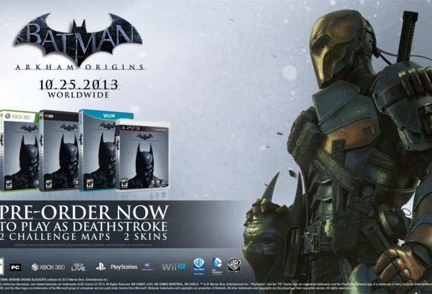 Batman: Arkham Origins 'Deathstroke' DLC Headed to Wii U, Too