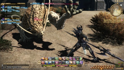 Final Fantasy XIV A Realm Reborn Featured 515x289 Final Fantasy XIV Beta Phase 4 Starting Soon; Apply ASAP