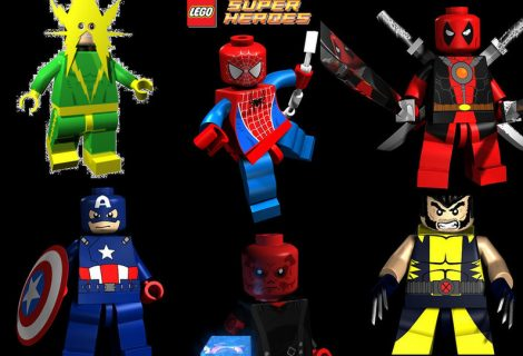 LEGO Marvel Super Heroes Has All Star Voice Cast