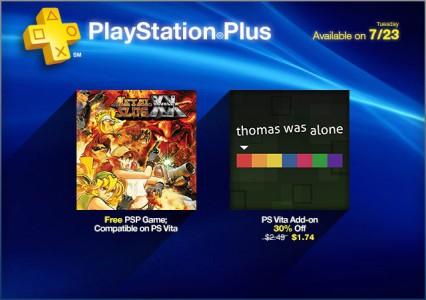 Metal Slug XX - PlayStation Plus