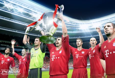 PES 2014 Skipping PS4 and Xbox One For Now
