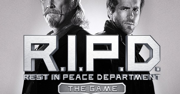 R.I.P.D. The Game (PS3) Review