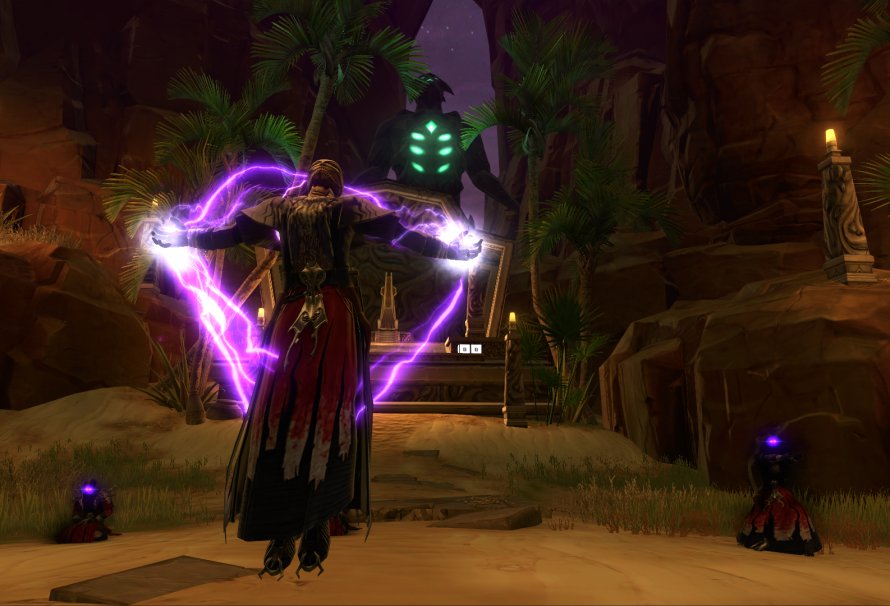SWTOR Game Update 2.2.2: Nightmare Mode for Scum and Villainy Now Live
