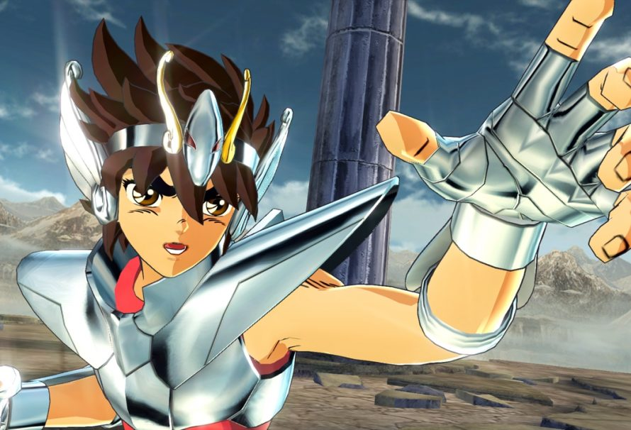 'Saint Seiya: Brave Soldiers' coming to North America this Fall