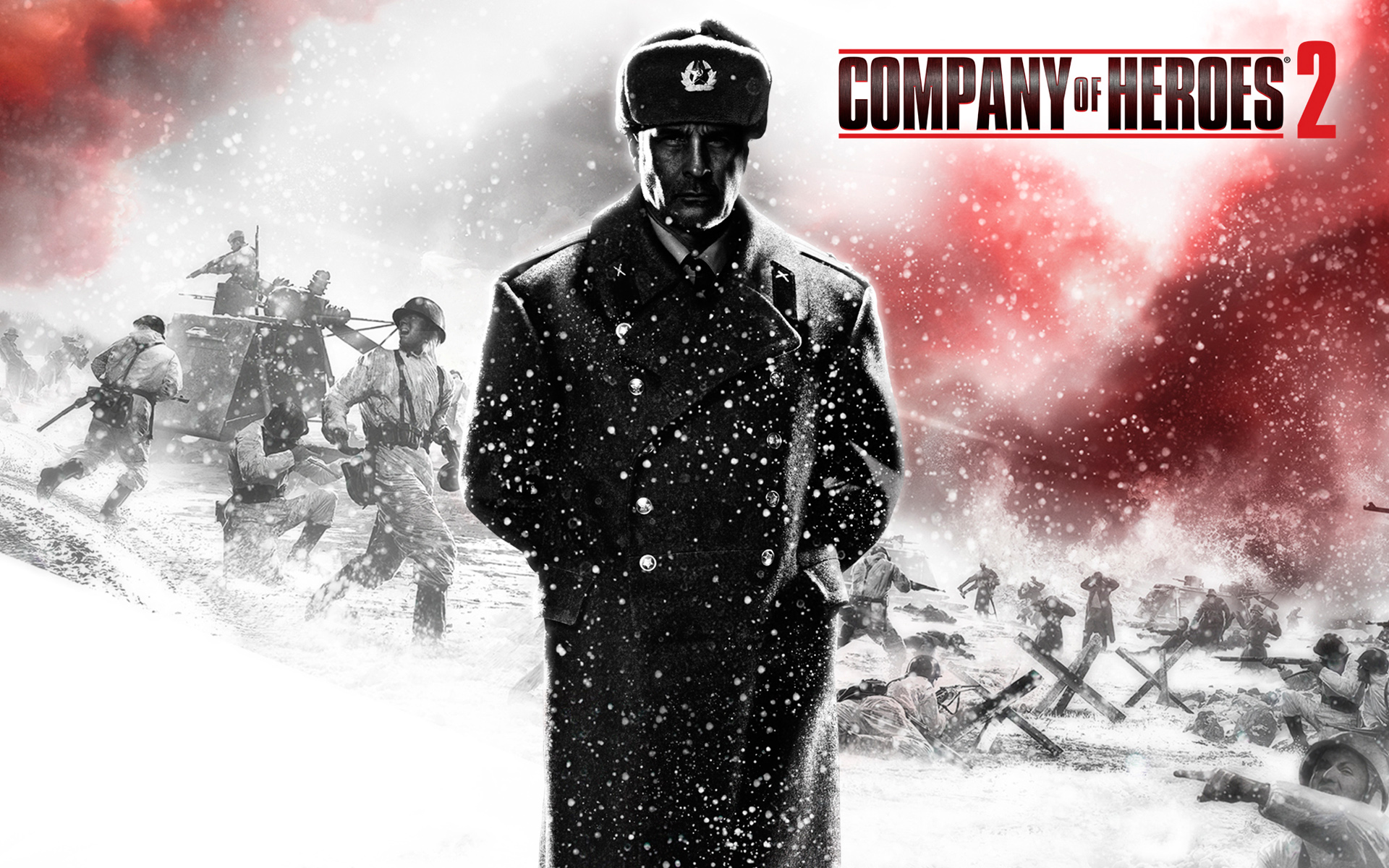 company of heroes 2 pc review. Black Bedroom Furniture Sets. Home Design Ideas