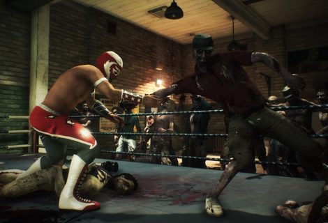 """""""Scary"""" New Screenshots Of Dead Rising 3"""