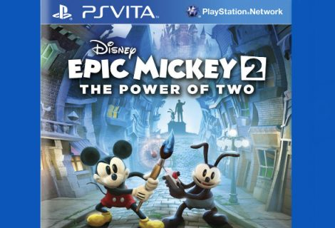 Epic Mickey 2: The Power of Two PS Vita Review