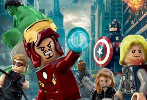 A Bunch of Newly Announced LEGO Marvel Super Heroes Characters