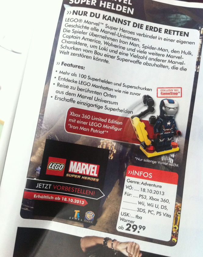 LEGO Marvel's Avengers - Screenshots, Box Art and Release Date ...