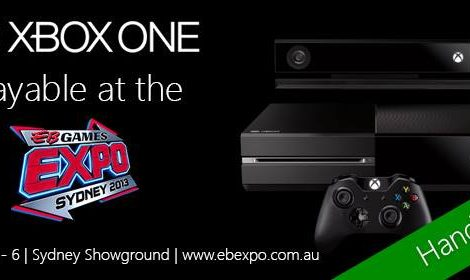 Xbox One Is Playable At EB Games Expo