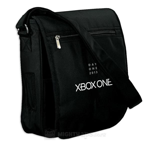 Free Messenger Bag When You Pre-Order Xbox One From NZ Retailer