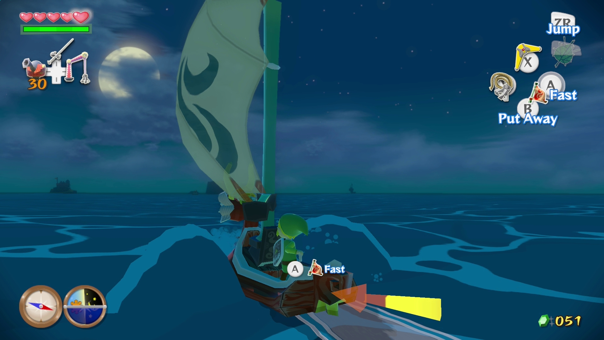 ... the upcoming release of The Legend of Zelda: The Wind Waker HD