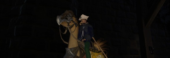 Final Fantasy XIV – How to get a Chocobo mount