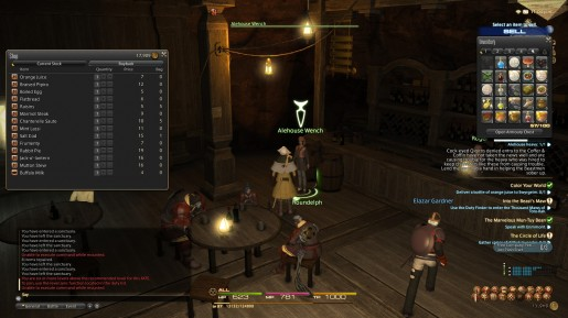 Final Fantasy XIV - Dyeing 03