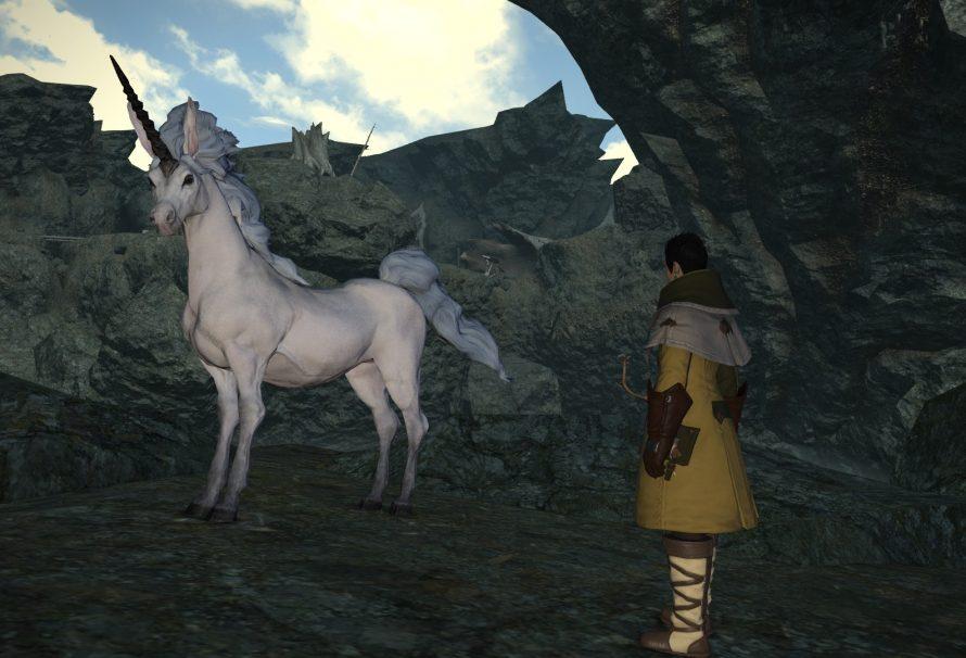 Final Fantasy XIV Guide – Obtaining the Unicorn Mount