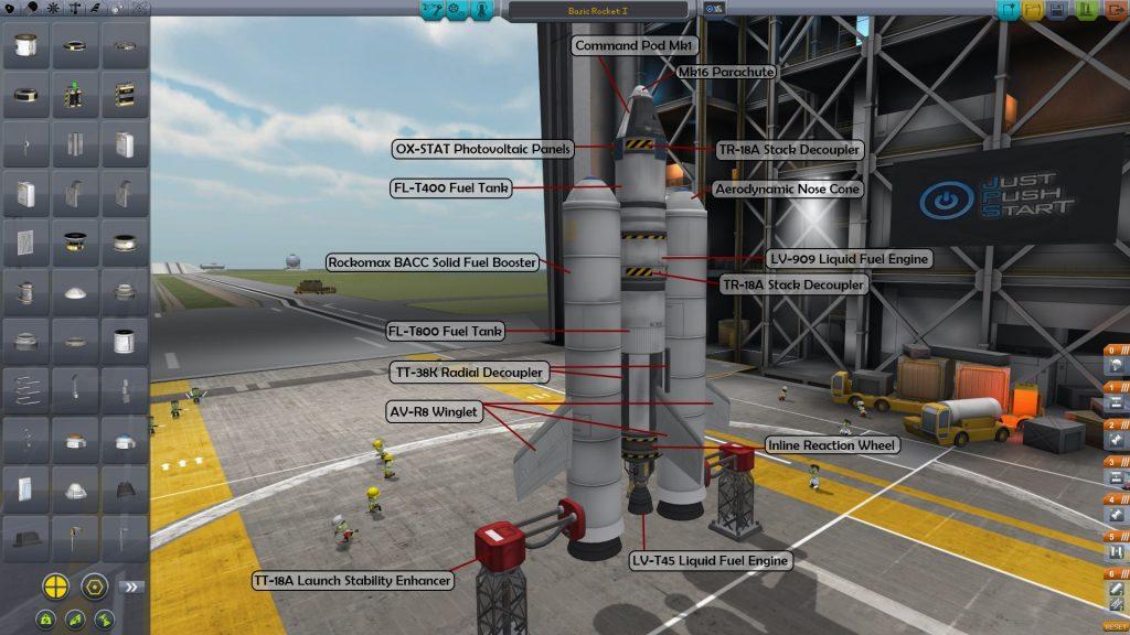 Как сделать большой экран в игре kerbal space program - Модная точка