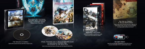 Final Fantasy XIV demand is high; Collector's Edition sold out